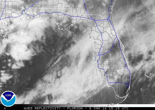 Goes Fire Monitoring Florida Satellite Products And Services