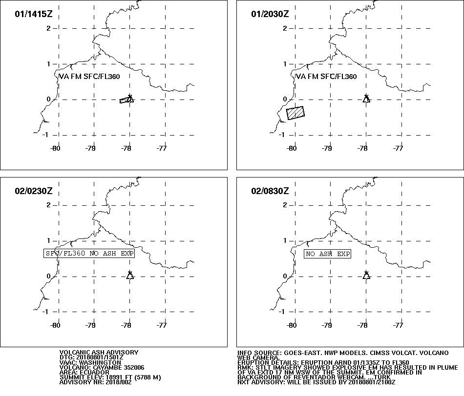 Current volcanic ash advisories washington vaac satellite 01 ccuart Gallery