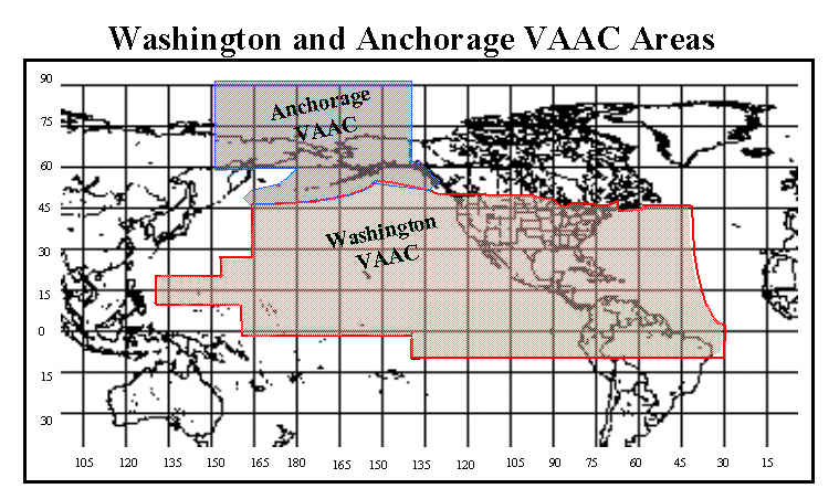 Operationally The Nws Runs The Arl Developed Hysplit Model To Forecast The Transport And Dispersion Of Volcanic Ash In And Near The U S Volcanic Ash