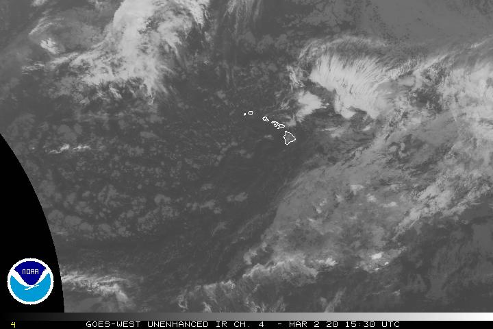 Hawaii Weather Today » Glenn's Daily Weather Narrative