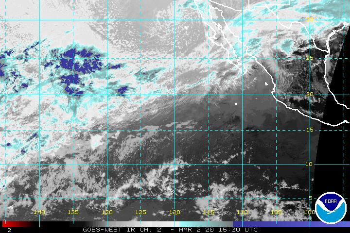 Eastern Pacific Weather | Southland WX