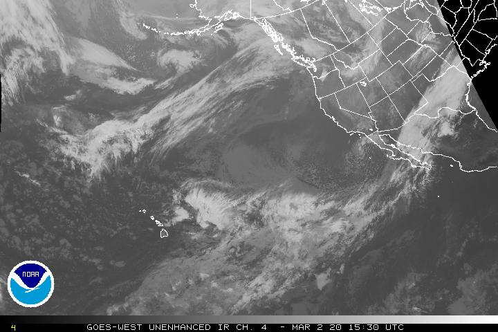 East Pacific Satellite