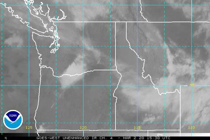 Pacific NW IR