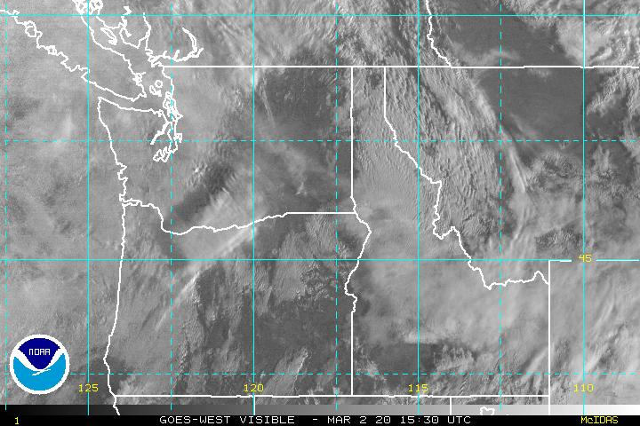 Pacific NW Visible