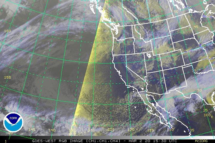 Tropmet com - Tropical Weather - Eastern & Central Pacific Ocean