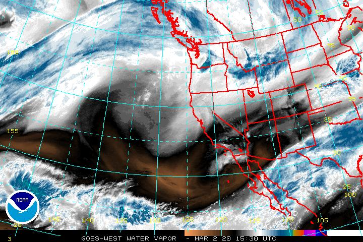 (Graphic) 4 KM Water Vapor