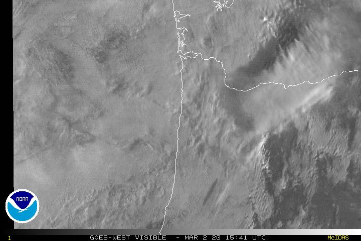 This image is a clickable link for NW Visible Satellite Imagery