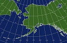 Alaska Coverage Area Map