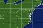 Mid-Atlantic Coverage Area Map