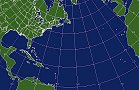 North Atlantic Coverage Area