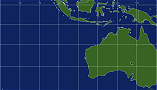Tropical Western Australia Coverage Area Map