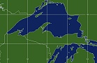 Marquette, MI WFO Coverage Area Map